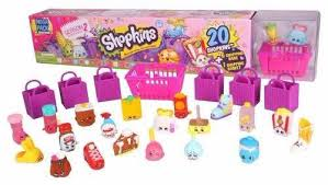 SHOPKINS MEGA KIT C/ 20 SHOPKINS - DTC  (SÉRIE 2)